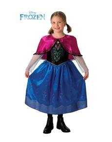 Anna Kostüm Deluxe aus Die Eiskönigin für Mädchen