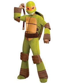 Michelangelo Kostüm Ninja Turtles für Kinder
