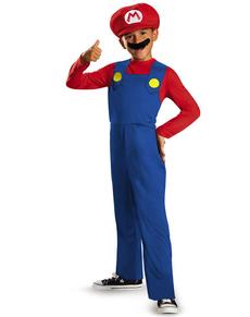 Mario Bros Kostüm für Jungen klassisch