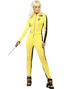 Kill Bill Kostüm für Damen