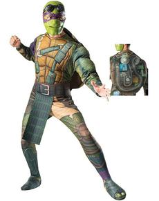 Donatello Kostüm für Erwachsene Ninja Turtles TMNT Film