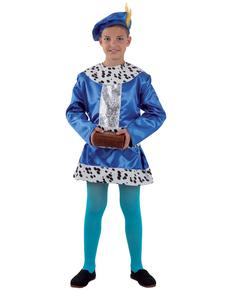 Königspagen Kostüm für Jungen