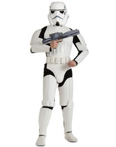 Stormtrooper Kostüm Deluxe für Erwachsene